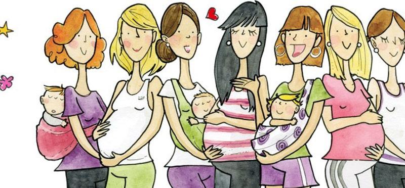 Mamme insieme: un percorso di mutuo aiuto